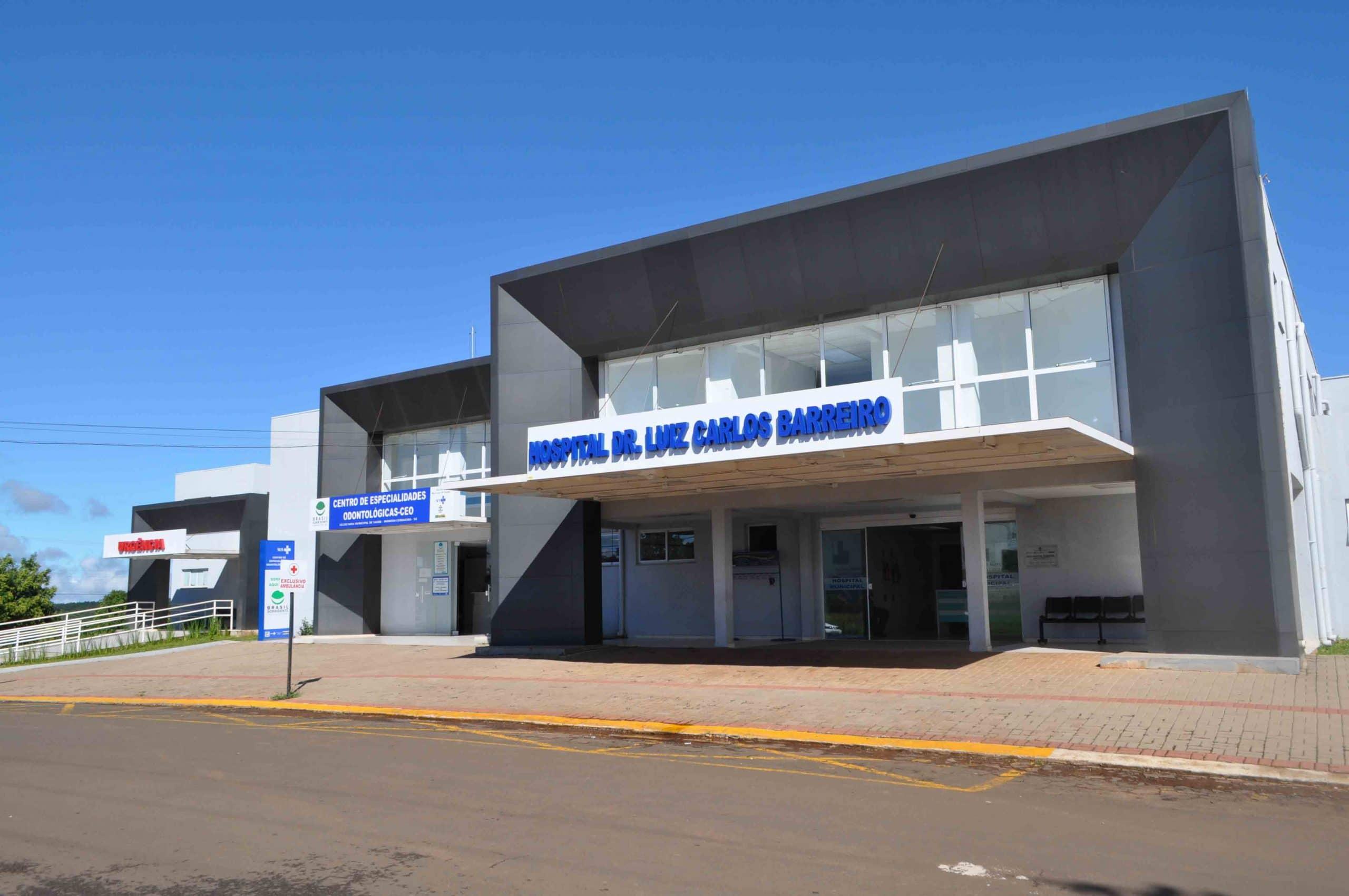 Hospital de Dionísio Cerqueira é contemplado com R$ 30 mil reais do Judiciário para enfrentamento da pandemia