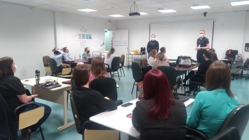 Hospital Regional de São Miguel oferece curso em parceria com o Senac