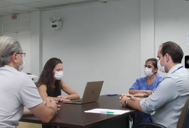 Hospital Regional de São Miguel do Oeste anuncia limite de capacidade de atenção