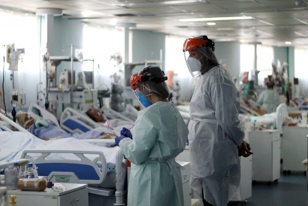 Hospital Regional de São Miguel do Oeste altera estrutura da UTI Covid-19