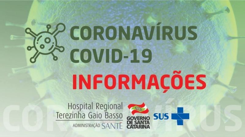 Nota informativa – Hospital Regional Terezinha Gaio Basso